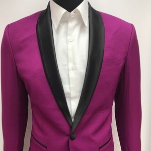 Other - Tuxedo formalwear dinner prom men's wool jacket